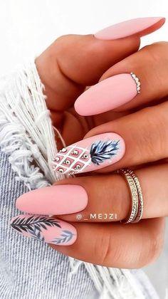 Pineapple Nails, Pineapple Nail Design, Nagellack Design, Nagel Gel, Best Acrylic Nails, Stylish Nails, Elegant Nails, Trendy Nails, Gorgeous Nails