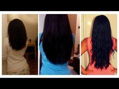 [ Secret des indiens ] : comment  faire pousser les cheveux longs et épais - YouTube