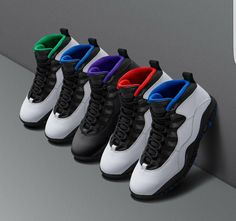 1a53517f27e Revisiting the Original Air Jordan 10 City Series. A look back at the  legendary pack