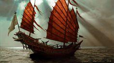 캐리비안의 해적 시리즈 - 컨셉아트 : 네이버 블로그