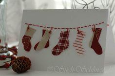 Meine Weihnachtskarten 2013