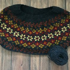 Birkin pattern by Caitlin Hunter - Knitting Patterns & Inspiration Diy Abschnitt, Sweater Knitting Patterns, Knitting Designs, Knitting Stitches, Knit Patterns, Knitting Projects, Hand Knitting, Motif Fair Isle, Fair Isle Pattern, Birkin