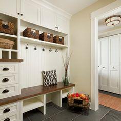 Minnetonka Kitchen Renovation - traditional - Entry - Minneapolis - Fluidesign Studio