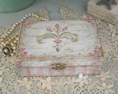 Debi Coules Shabby French Chic Art - www.debicoules.com