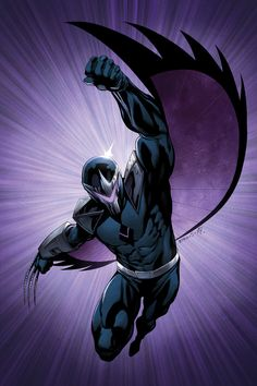 Darkhawk (Chris Powell) ~ pencils by Robert Atkins