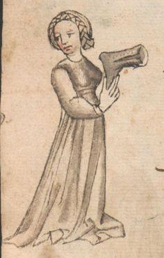 Die Pluemen der Tugent, Vintler, Hans, -1419 1. Hälfte 15. Jhdt. Cod. Ser. n. 12819 Han Folio 318
