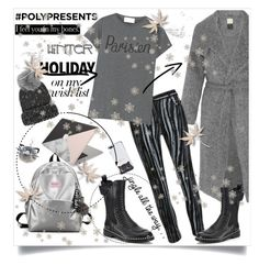 """""""#PolyPresents: Wish List"""" by hani-bgd ❤ liked on Polyvore featuring By Malene Birger, Alexander Wang, Eugenia Kim, Vivienne Westwood Anglomania, Maison Kitsuné, MARC CAIN, contestentry and polyPresents"""
