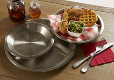 Trays are now available in stainless steel!!!  Coming in June 2014!