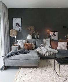 Kleine aanpassingen in je interieur met een groots effect Home Living Room, Interior Design Living Room, Living Room Designs, Living Room Decor, Bedroom Decor, Decor Room, Home Decor, Art Decor, Decor Ideas