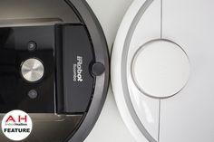 Vacuum Wars: Xiaomi Mi Robot Vacuum vs iRobot Roomba 980 #android #google #smartphones