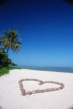 Love is in the air, Caribbean living island life tropical water's