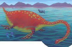 Lynne Chapman - An Illustrator's Life For Me!: Dinosaur books
