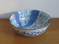 Vintage Chinese Porcelain Bowl by FreeLiving on Etsy, $12.00