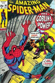 Spider-Man #98: drug story