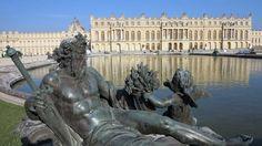 Le château de Versailles très prisé des réalisateurs