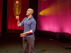 Andy Puddicombe: All it takes is 10 mindful minutes via TED