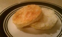 Flaky Biscuits Gluten, Soy, and Dairy free