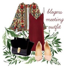 """Untitled #29"" by elenagabriela-2 on Polyvore featuring Christian Louboutin"