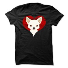 Chihuahua Love T-Shirts, Hoodies. BUY IT NOW ==► https://www.sunfrog.com/Pets/Chihuahua-Love-71023846-Guys.html?id=41382