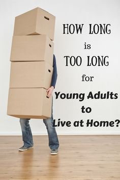 Sorry, that Young adult living on their own