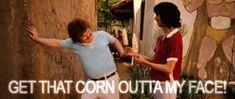nacho libre corn meme | nacho libre # funny gifs # jack black