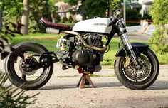 Honda CM450 by Wrench Tech Racing