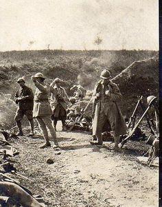 WWI, French Poilu's