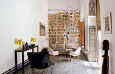 Bibliothèque à vivre