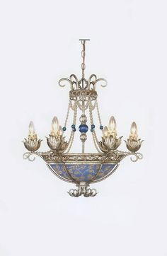 Nothing says french like the toiles de jouy french provincial vintage ceiling crystal light fixture acorn leaves metal boulogne 10 light chandelier in century bronze french provincial aloadofball Gallery