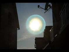 Nibiru Emerges from Behind the Sun -Extreme Events Impact the Earth - YouTube