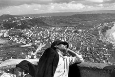 Nazaré, Portugal, 1955 © Edouard Boubat
