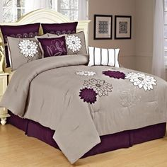 Emma 8-pc. Comforter Set
