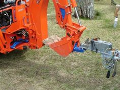 Loader hitch