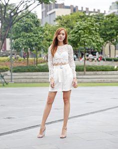Camille Co, All White, White Fashion, Travel Style, Style Icons, Fashion Models, Mango, Asos, Stylists