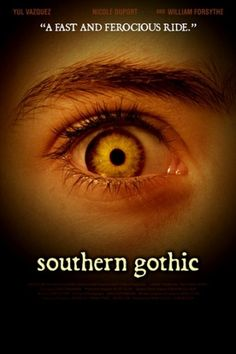 Южная готика (Southern Gothic)