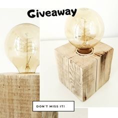 💡GIVEAWAY TIME💡  This is the studio first Christmas, so we thought we should spread some warm light and joy. So...we are giving away a Kubo lamp!  All you have to do is: 💡 Follow our @popepi_studio page 💡Like this post 💡Tag a friend you know will like Kubo. The more friends you tag, the higher your chances to win 🙂  This competition is open only for Romanians. We'll choose the winner on 20th of December! . . . . . . . . . #popepi_studio #competitiontime #win #prize #giveaway #concurs… Prize Giveaway, Competition Time, First Christmas, December, Place Card Holders, Joy, Warm, Studio, Friends