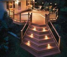 patio decking ideas02 Patio Decking Ideas