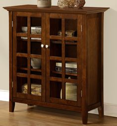 Acadian Accent Cabinet