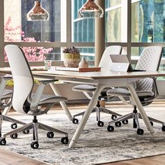 SILQ by Steelcase | An Innovation in Seating Design Home Decor Hacks, Diy Home Decor, Dental Design, Office Furniture, Office Chairs, Drafting Desk, Kitchen Remodel, Innovation, Table