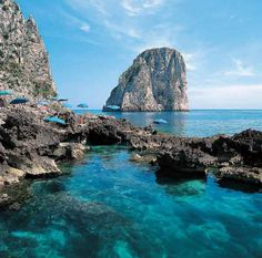The Isle of Capri is famed as a classy and beautiful holiday destination. Description from ankletss.com. I searched for this on bing.com/images