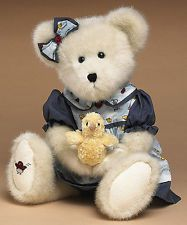 "Her official name is 'Robin T. Tweeter with Goldie' 16"" 2004 (not what the seller has posted)I have this bear. lb"