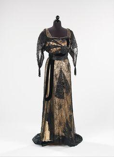 Evening Dress. Callot Soeurs, 1910