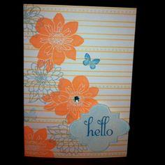 """""""Hello"""" card circa 2011"""