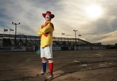 Rodeo clown safety is a laughing matter