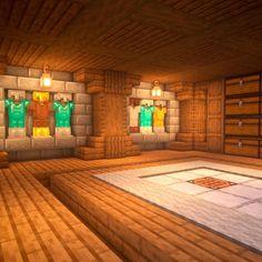 Minecraft Castle, Minecraft Room, Minecraft Plans, Cool Minecraft Houses, Minecraft Blueprints, Minecraft Crafts, Minecraft Furniture, Minecraft Buildings, Creeper Minecraft
