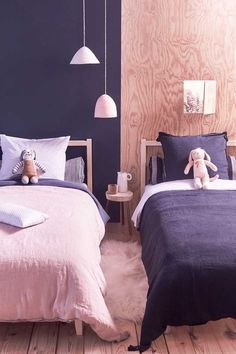 Kids' rooms with wood as a focus of attention make us fall in love with them because they are authentic, warm and, of course, cool spaces. Who said that wood is only for rustic atmospheres? This is the kids room design created by Aurore Sfez for the French magazine Doolittle, it's a clear example of […]