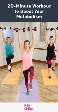 Fitting in a gym time can be challenging, and that's why you need a short but effective workout. Make the most of your next sweat sesh with this 20-minute