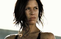 looks a little older but, kit Rhona Mitra, After Earth, Angled Bobs, Haircut And Color, Stuff And Thangs, Kate Beckinsale, Belleza Natural, Long Bob, Classic Beauty