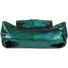 Lanvin Handbag (28,275 MXN) ❤ liked on Polyvore