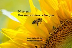 Do you know why your customers love you? - http://www.brilliantbreakthroughs.com/why-your-customers-love-you/